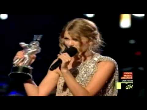 Kayne West interrupts Taylor Swift's Award-Winning Speech At the VMA's 2009! {FULL VIDEO, REAL ONE!}
