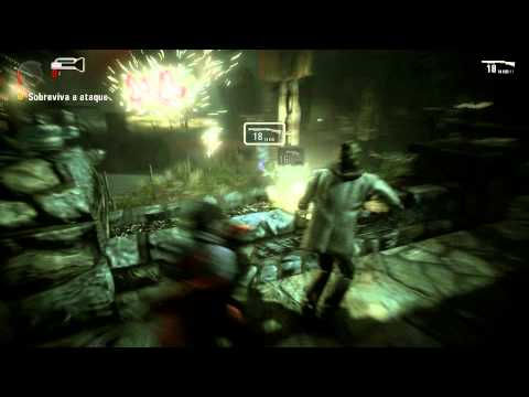 Alan Wake on GTX 660 Max Settings