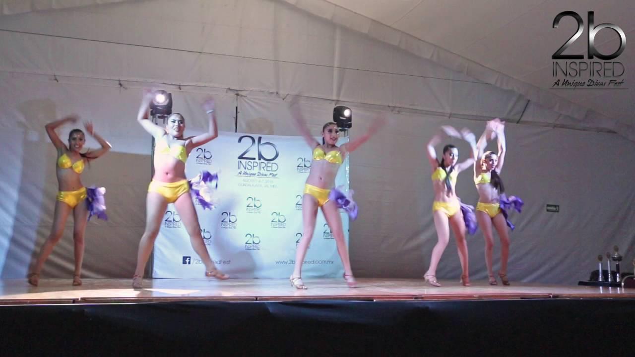 Salsa & Tumbao | Team Shines Salsa | 2b Inspired 2016