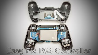 HOW TO FIX RATTLING PS4 CONTROLLERS