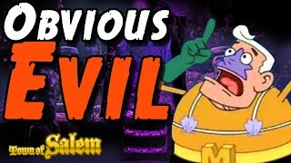 OBVIOUS EVIL | Town of Salem Ranked