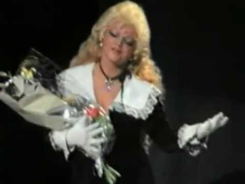 Leonard Kawczy&#324;ski 19930515 Violetta Villas Recital Operetka Warszawa