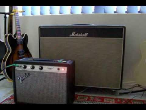 '78 Fender Champ Silverface