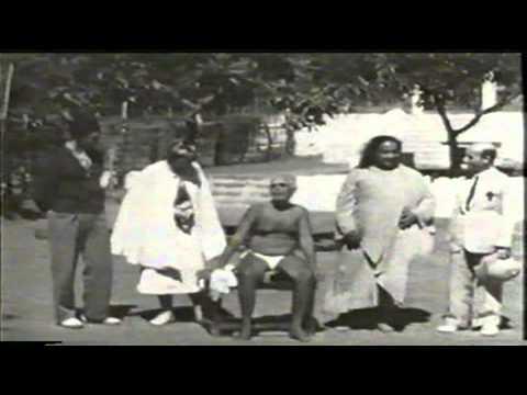 Ramana Maharshi. Swami Yogananda & Paul Brunton