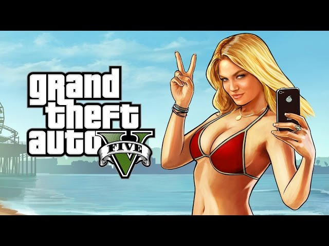 Grand Theft Auto 5 - Game Movie