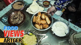 What Mongolian Breakfast Is Like | VIEWS