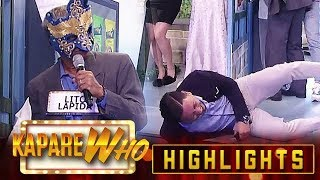 Jhong laughs his heart out over Lito Lapida's pickup line | It's Showtime KapareWHO