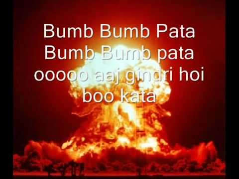 Bomb Pata full song with lyrics - YouTube.flv