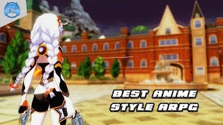 Top 10 Best Anime Style Action RPG For Android/IOS 2018