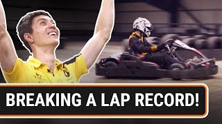 Can An F1 Test Driver Break A Karting Lap Record?