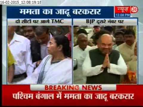 West Bengal: Trinamool Congress candidate Satyajit Biswas ahead Krishnaganj bypolls