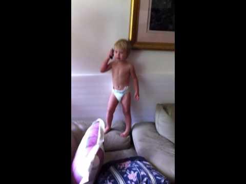 ГОВОРЯТ ДЕТИ. РАЗГОВОР ПО ТЕЛЕФОНУ/ Baby talking