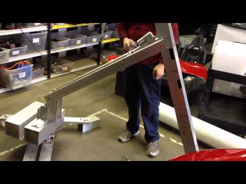 WIKISPEED Demo 2014 October 12th Industrial Robot prototype