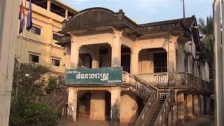 អាគាសំណង់បុរាណ នៅខេត្តកំពត [ Construction of ancient buildings in Kampot province ]