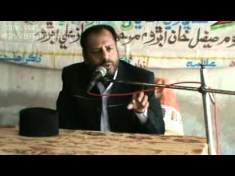 Shahdat Bibi Zehra (s.a) 2 Part Majlis By Manzoor Solangi video