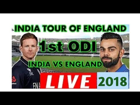 Watch live match india vs england odi 2018 || watch also highlight of match
