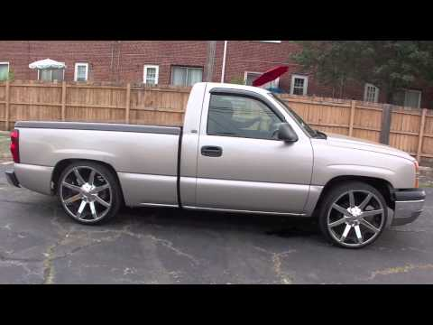 Bagged Chevy Silverado For Sale