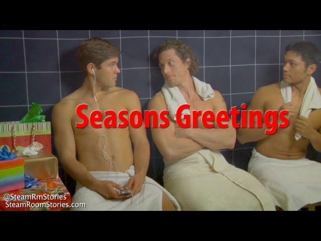 Christmas in the Steam Room - Steam Room Stories.com