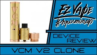 VCM v2 (clone) (www.3fvape.com) - Напилинг - Vape Storee From TLT