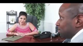 beautiful office boss London Keyes likes black guy Prince Yahshua