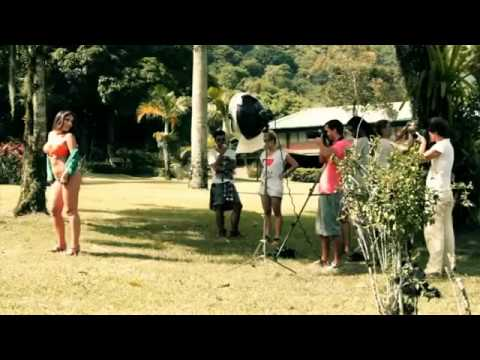 PAPARAZZO ~ Making Of Anamara EX-BBB13 HD