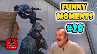 PUBG Mobile Funny Moments EP 28 - Black Mask