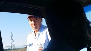 Полицаям ГИБДД РФ плевать на все юрисдикции