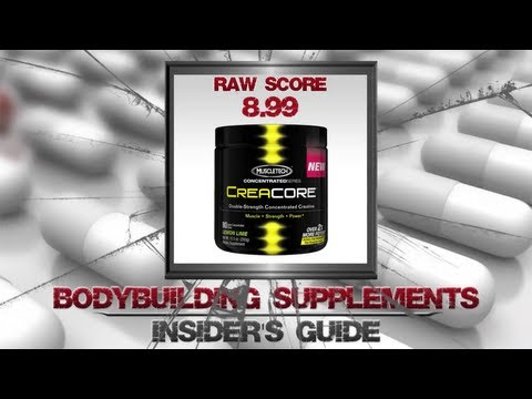MuscleTech Creacore Review | Best Creatine HCL Supplement?