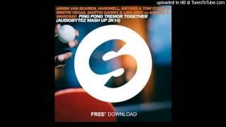 download lagu Ping Pong Tremor Hardwell Tomorrowland Mashup Free Download gratis