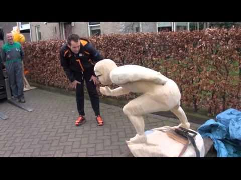 Lintje voor schaatser Stefan Groothuis