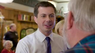 Refreshing | Pete Buttigieg for President