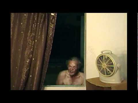 Naked, Urinating Peeping Tom ! Ted Pillman - 2011