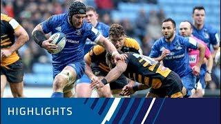 Wasps v Leinster Rugby (P1) - Highlights 20.01.19