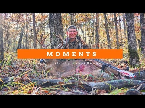 Moments - Deer Hunting with a Longbow