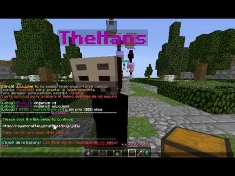 Server Minecraft 1.7 HOSTEADO + Review del server