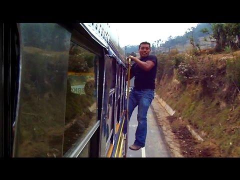 An Epic Guatemala Bus Trip