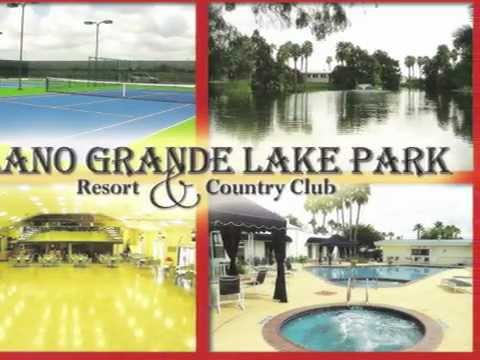 Llano Grande Lake Park Resort, Mercedes, TX