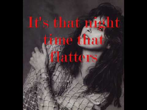 Laura Branigan - Self Control Lyrics video
