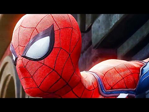 The Amazing Spider Man Full Movie All Cutscenes