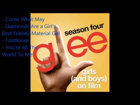 Glee All Season 4 Songs From New Rachel To All