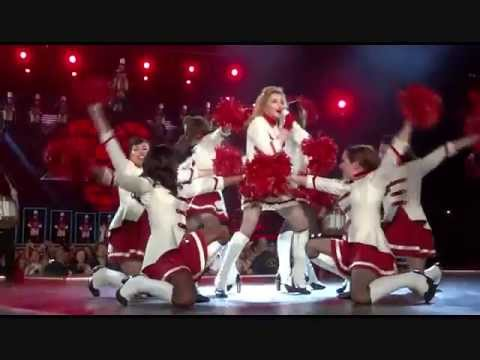 Madonna – MDNA tour dance highlights