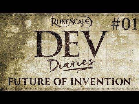 RuneScape's Dev Diaries: Future of Invention