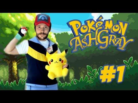 Pokemon Ash Gray   Walkthrough Part 1 video