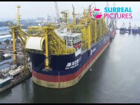 Sembawang Marine Offshore Engineering (SMOE) - Bohai Shi You