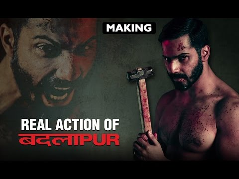 Dark, Gritty And Unadulterated Action | Badlapur