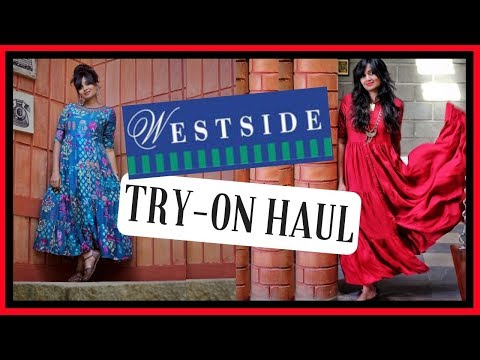 Diwali Outfit Ideas (2018) | Westside Try-On Haul | Non Sponsored | Bangalore Youtuber