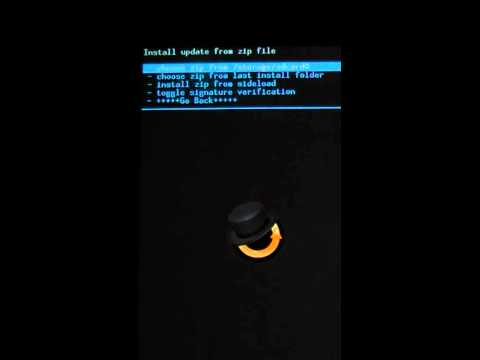 To Flash ClockworkMod Recovery On Samsung Galaxy S2 (i9100) Using Odin