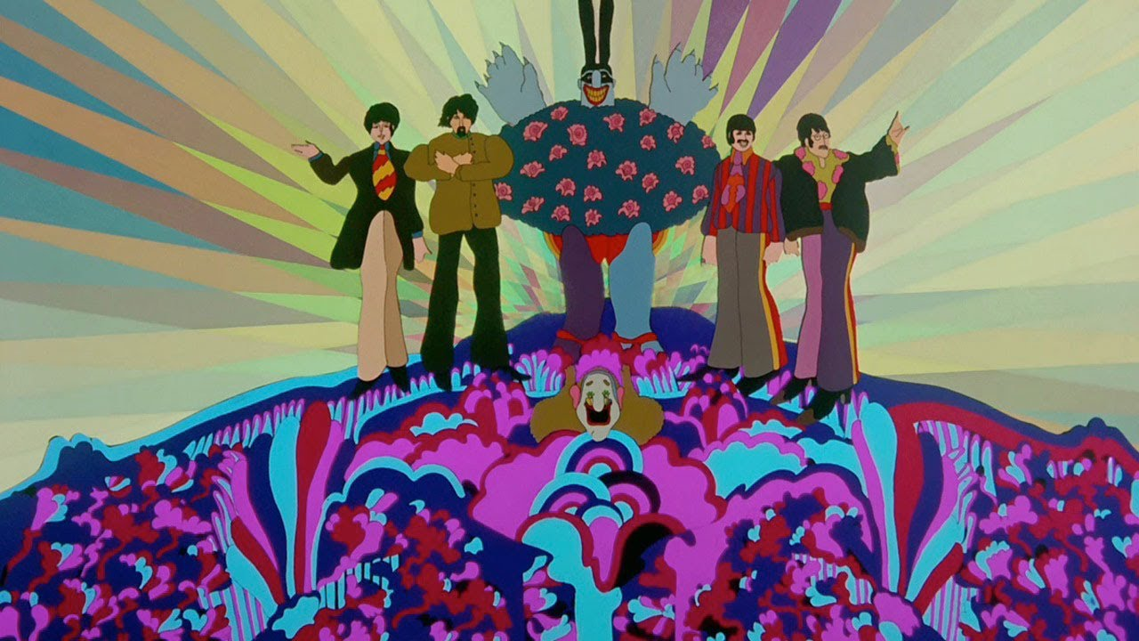 Yellow Submarine Movie Trailer 39 Yellow Submarine 39 Trailer hd