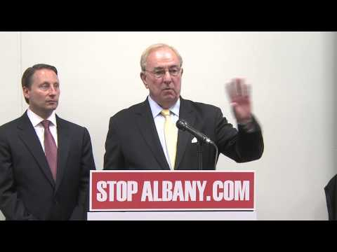 STOP Albany: Unfunded Mandates Are Structural Problems
