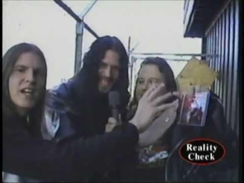 Arch Enemy's Sharlee&Chris (2002)